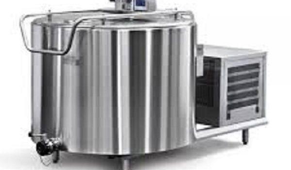 Eskişehir Süt Soğutma Tankı
